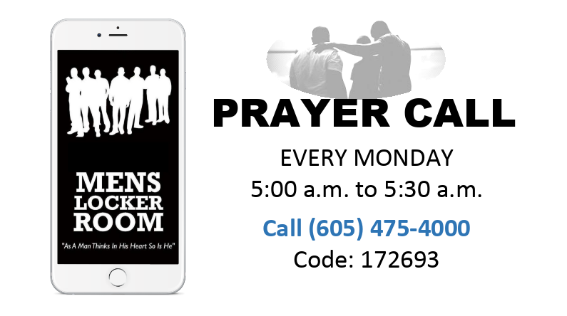 Monday Morning Prayer Call @ The Spirit Church